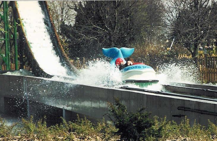 Flume Ride M