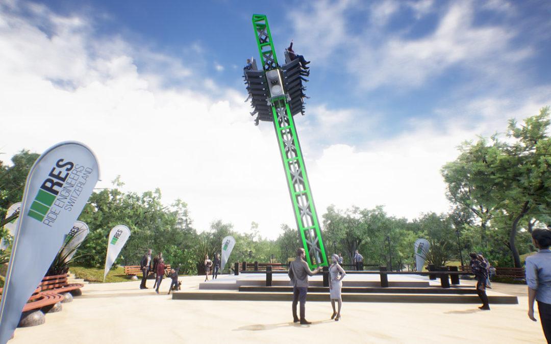Dynamic Tip Tower